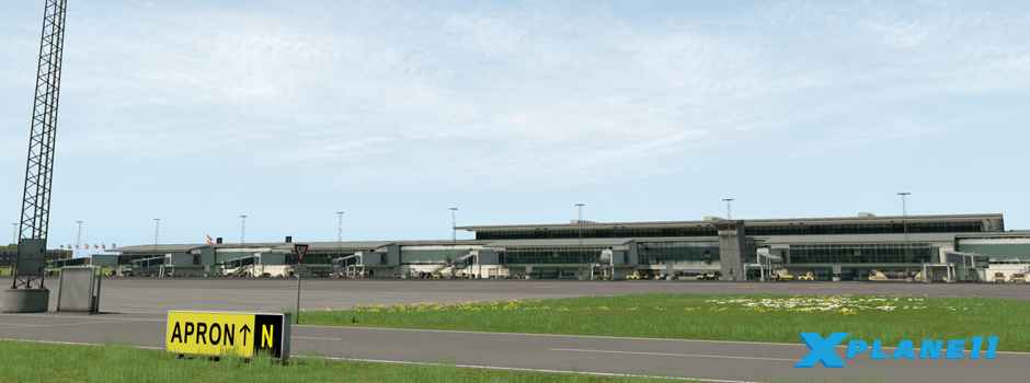 Billund Airport EKBI